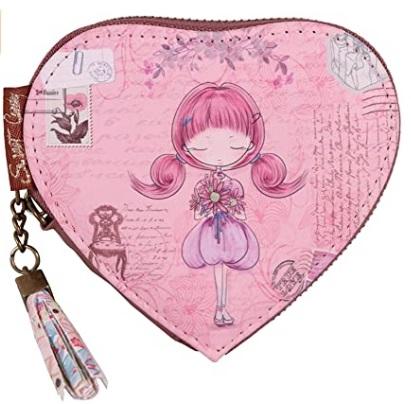 monedero corazon sweet candy 3
