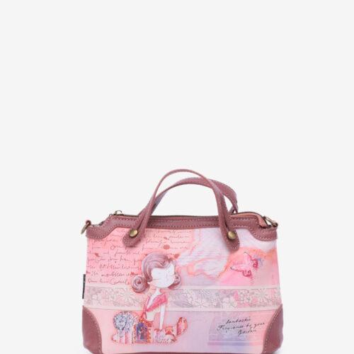 Bolso sweet candy C modelo rosa